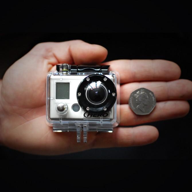 Šta se desi kada GoPro kamera slobodno padne sa skoro 4 km visine
