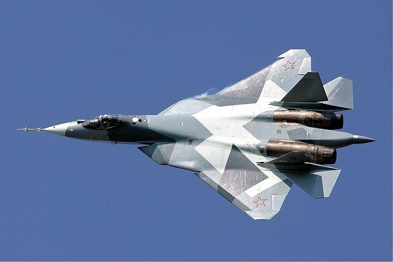 Jedinstveni nanoomotač za avion pete generacije T-50