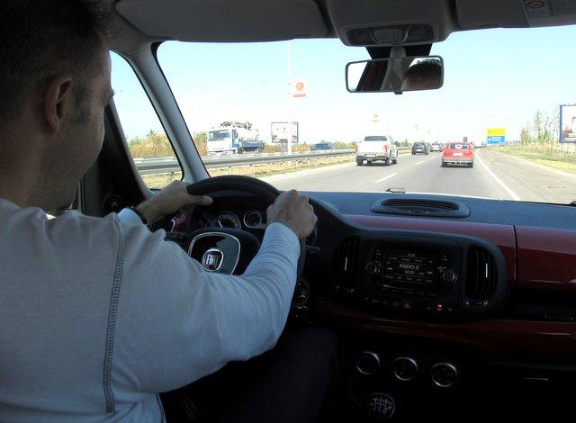 Fiat 500l – prva vožnja