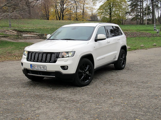 Jeep Grand Cherokee S Limited 4×4