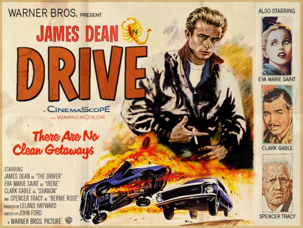 Plakati alternativnog filmskog univerzuma