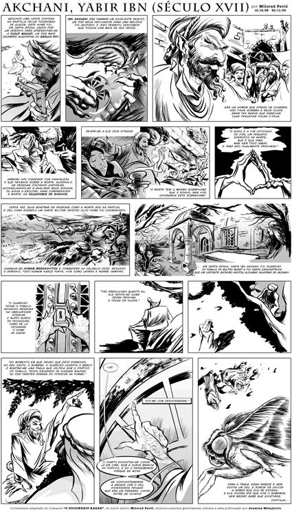 Hazari u stripu