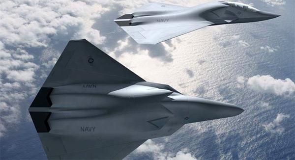 6. generacija borbenih letelica