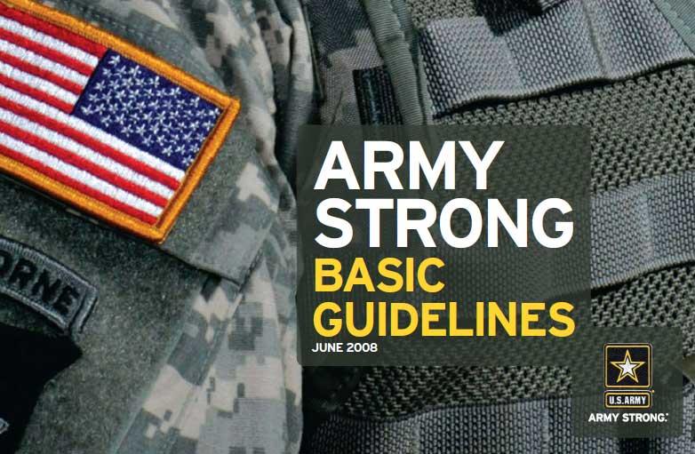 US Army – kamuflažni dizajn koncept