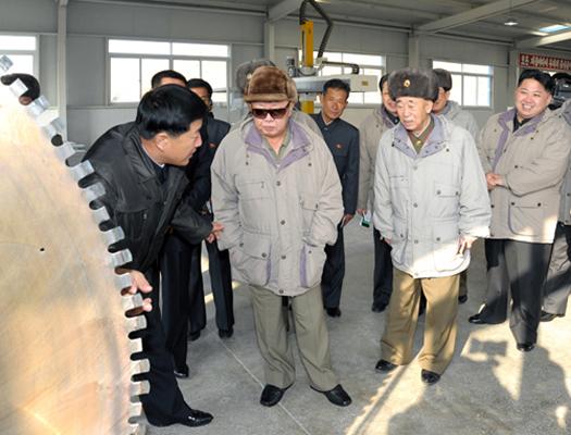 Kim Jong-il gleda… – foto-blog godine