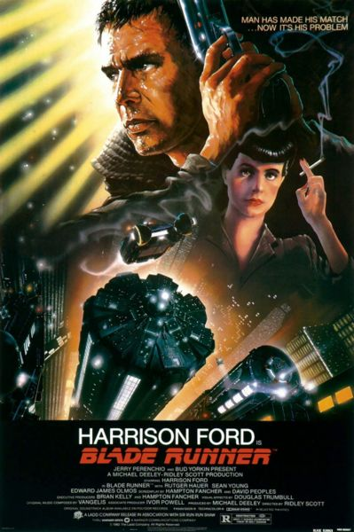 Blade Runner – Sketchbook
