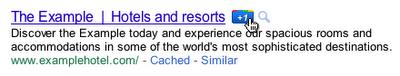 Google +1 sistem preporuka