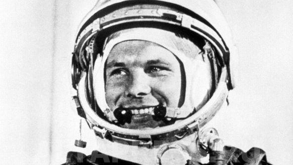 Nepoznati Yuri Gagarin