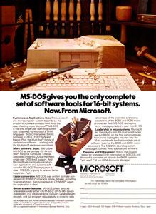 MS-DOS slavi 30 godina
