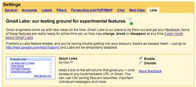 Gmail laboratorija