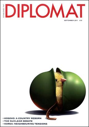 Diplomatska naslovnica
