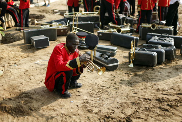 Biti fotoreporter u Africi