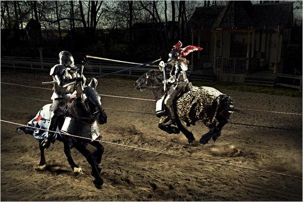 Viteštvo u 21. veku kao ekstremni sport