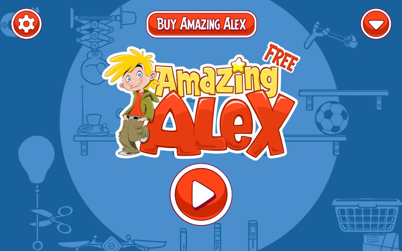 "Android igre: ""Amazing Alex"" i ""Shoot The Zombirds"""