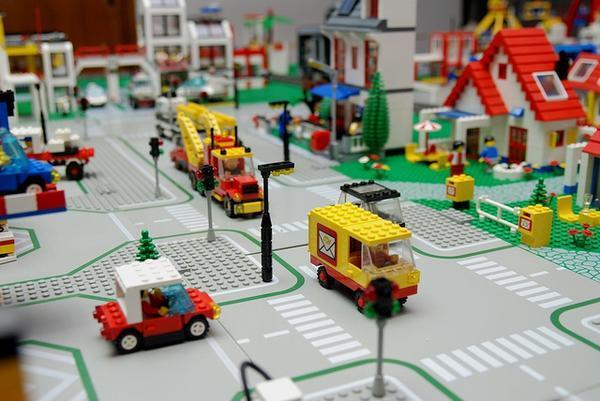 LEGO kockice nikada ne izlaze iz mode