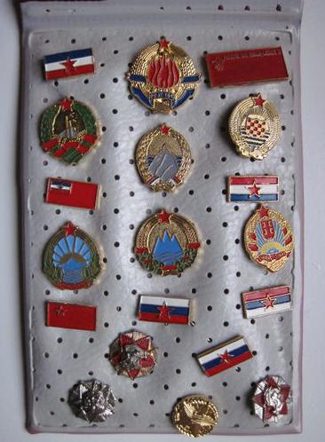 Jugoslavija – zastave i grbovi