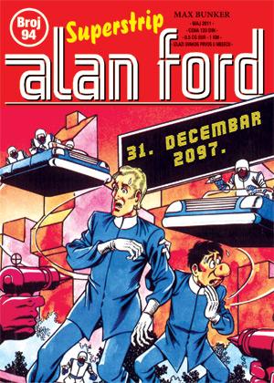 Kako se Alan Ford zamerio Titu