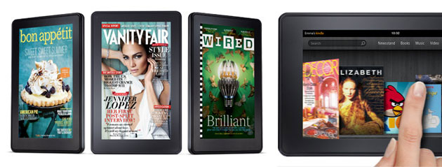 Amazon Kindle Fire – novi 7-inčni Android