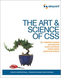 "Besplatna knjiga o CSS-u ""The Art & Science of CSS"""