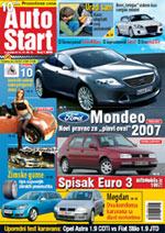 Auto start magazin