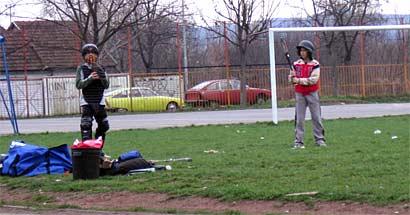 Detelinara Baseball