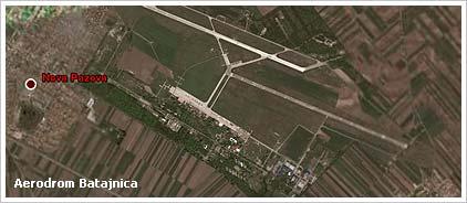 """Google Earth """"pokrio"""" Beograd"""