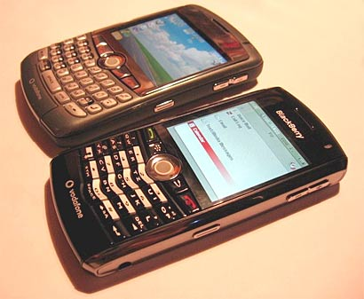 Blackberry 8310 Curve & 8100 Pearl