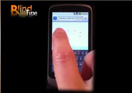 Google preuzeo BlindType za lakši unos teksta na Androidima