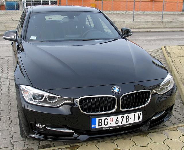 Na testu BMW 320xd sa xDrive tehnologijom