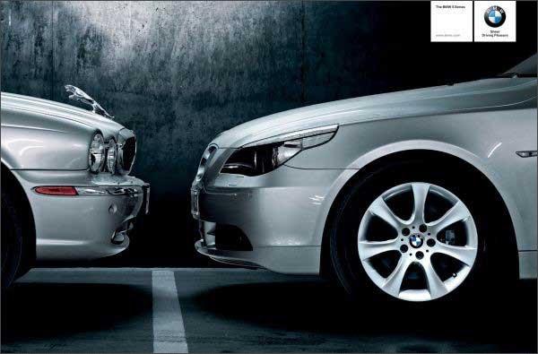 Par sjajnih BMW reklama