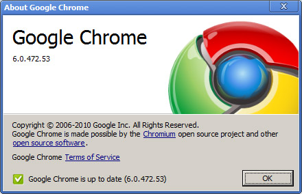 Google Chrome 6 – stvarno najbrži