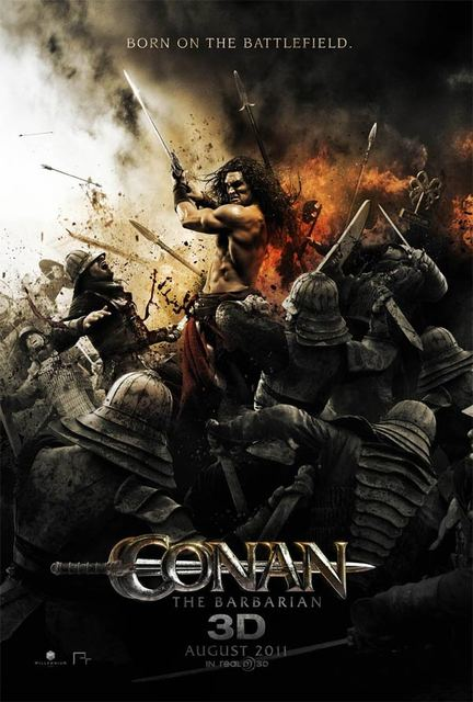 Prvi Conan poster