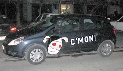 Opel Corsa – C'mon, C'mon!