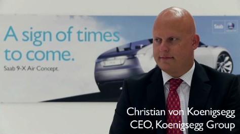Koenigsegg preuzima 100% akcija Saaba