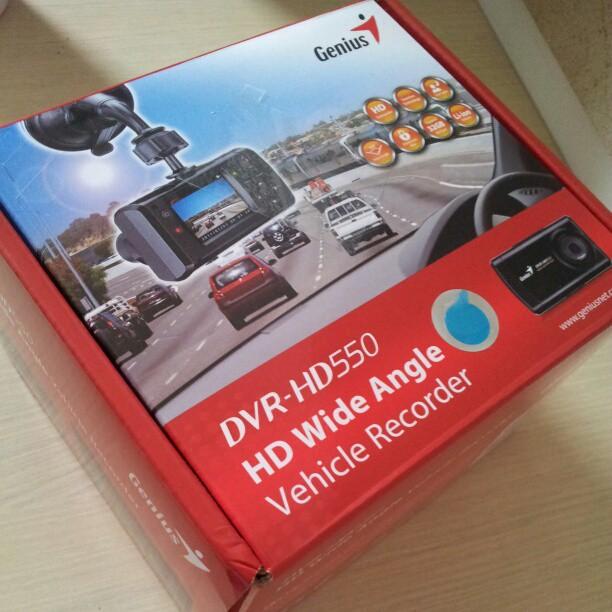 Noćni snimak – Genius DVR-HD550