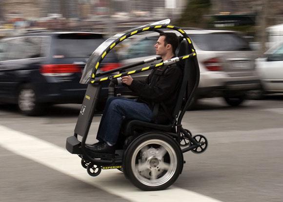 GM Segway PUMA: rešenje za auto-krizu
