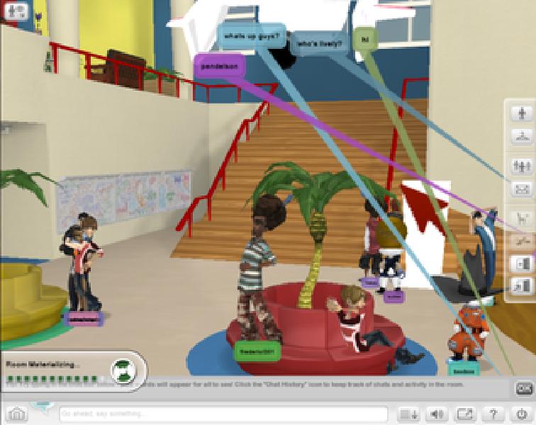 Lively – Google virtuelni svet