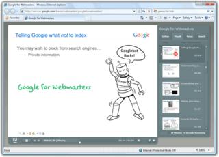 Vaš sajt i Google
