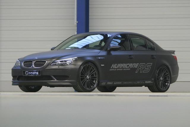 BMW M5 Hurricane najbrži sedan na svetu