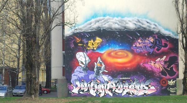 Novosadski grafiti