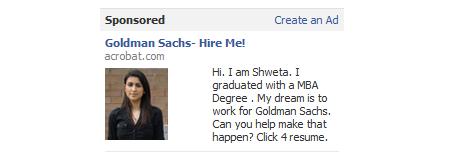 Nađi posao preko Facebook-a