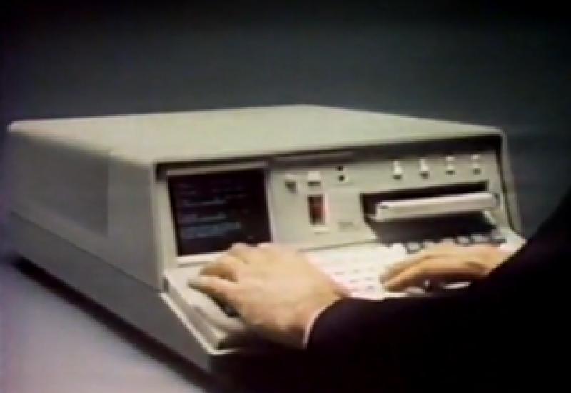 Prvi prenosni kompjuter iz 1975.