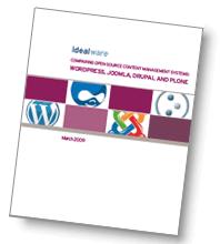 WordPress, Joomla, Drupal, Plone – detaljna analiza