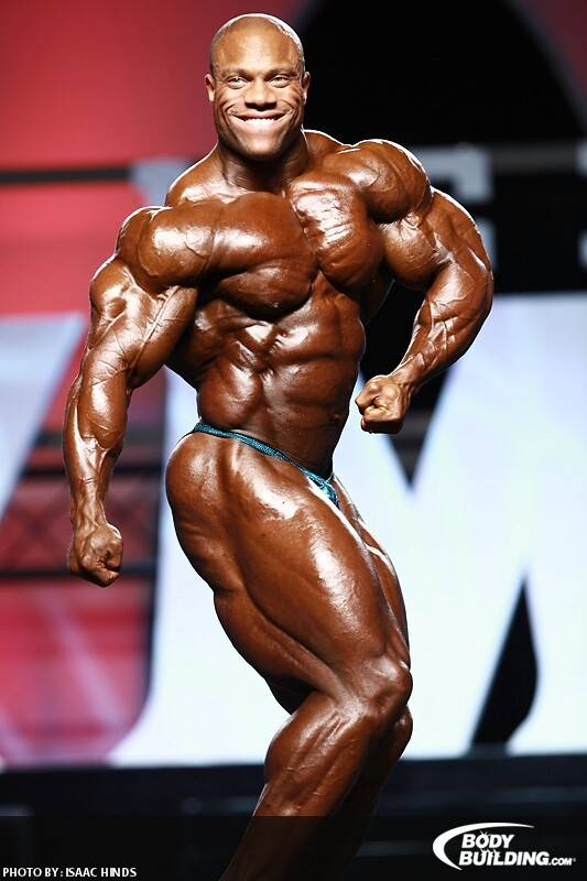 Phil Heath je 13-ti Mr. Olympia
