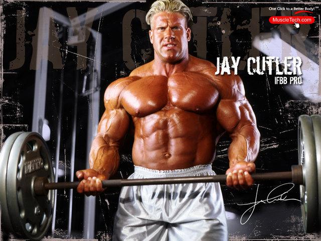 Jay Cutler novi stari Mr. Olympia