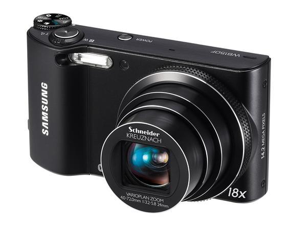 Pametni bežični fotoaparat Samsung WB150F