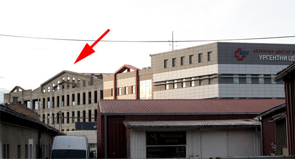 Koliko je završen urgentni centar?