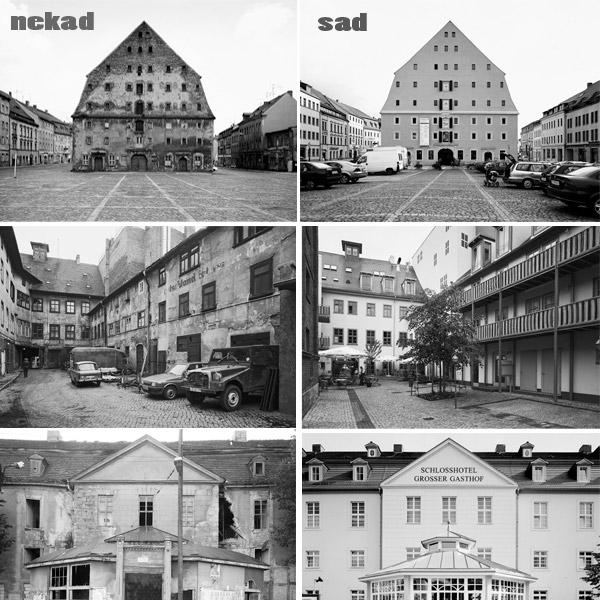 Istočna Nemačka, nekad i sad