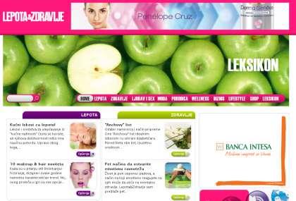 Pokrenut sajt www.lepotaizdravlje.rs namenjen lepšem polu