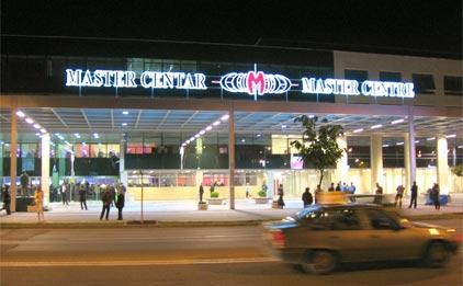 Otvoren Master centar